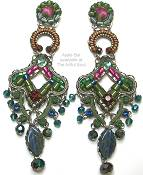 Ayala Bar Spirit Earrings