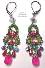 Ayala Bar Danube Ariel Earrings