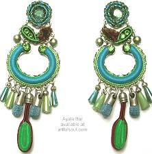 Ayala Bar Cornelia Earrings