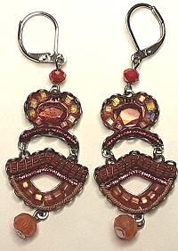 Ayala Bar Earth Clay Earrings
