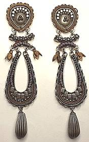 Ayala Bar Fall 21 Indigo Earrings