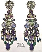 Ayala Bar Blue Planet Earrings