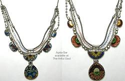 Ayala Bar Swell & Aphrodisia Necklace