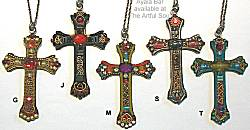 Ayala Bar Fall 11 Ornate Cross