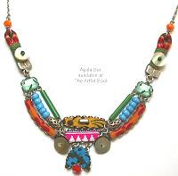 Ayala Bar Hot Tamale Necklace