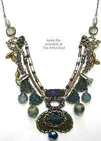 Ayala Bar Silent Pond Necklace