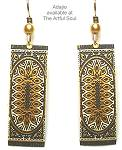 Adajio Persian Rug Earrings