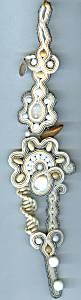 Csengeri White Town Bracelet