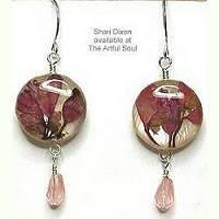 Shari Dixon Coral Bell Earrings