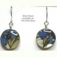Shari Dixon Forget Me Not Earrings