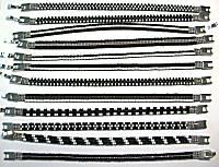 Femmes Fragiles Skinny Black&White Bracelet
