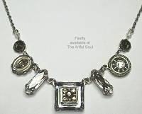 Firefly La Dolce Vita Silver Necklace