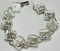Kim Kole Silver Ice Bracelet
