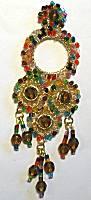 Lavis Bright Multicolor Earrings