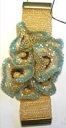 Lavish Aqua Bracelet