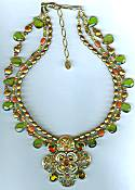 Michal Golan Enchanted Forest Necklace