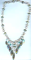Mystical Madness Labradorite Drops Necklace