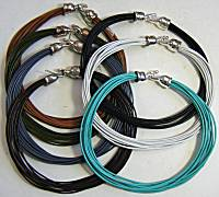 Simon Sebbag Leather Necklace