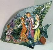Turov Large Fish LE, Russian Folk Dance