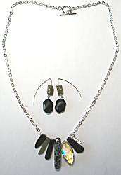 Tweak Jewelry in Black Gemstones