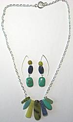Tweak Jewelry in Blue & Green Gemstones