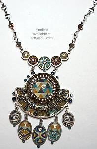 Yoolies Sandstorm Necklace