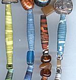 Zendik Magazine Beads Text